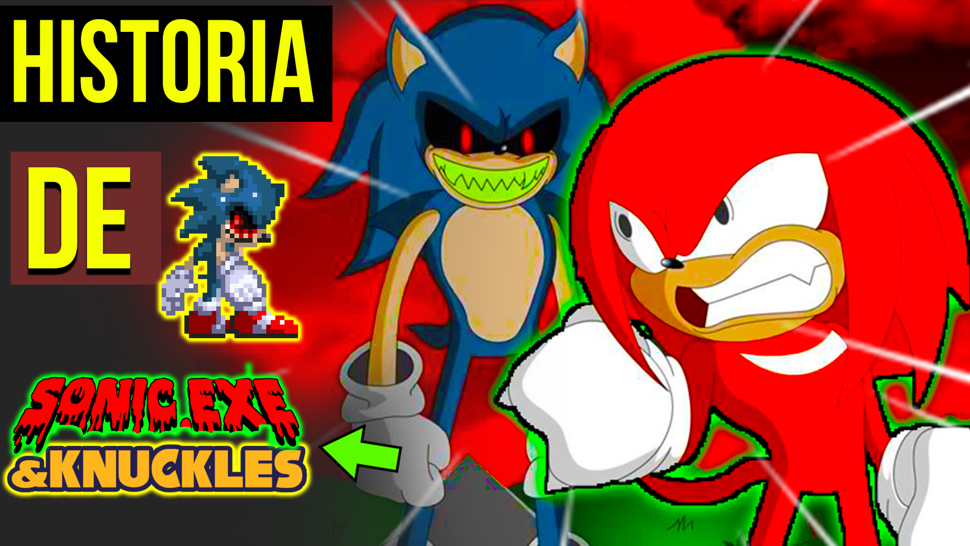 Sonic.exe & Knuckles