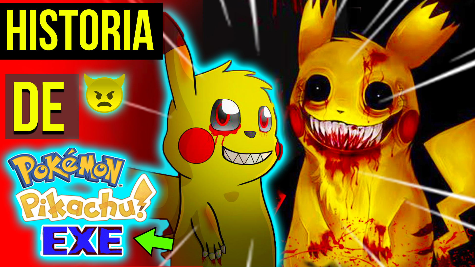 Pokémon Pikachu.exe