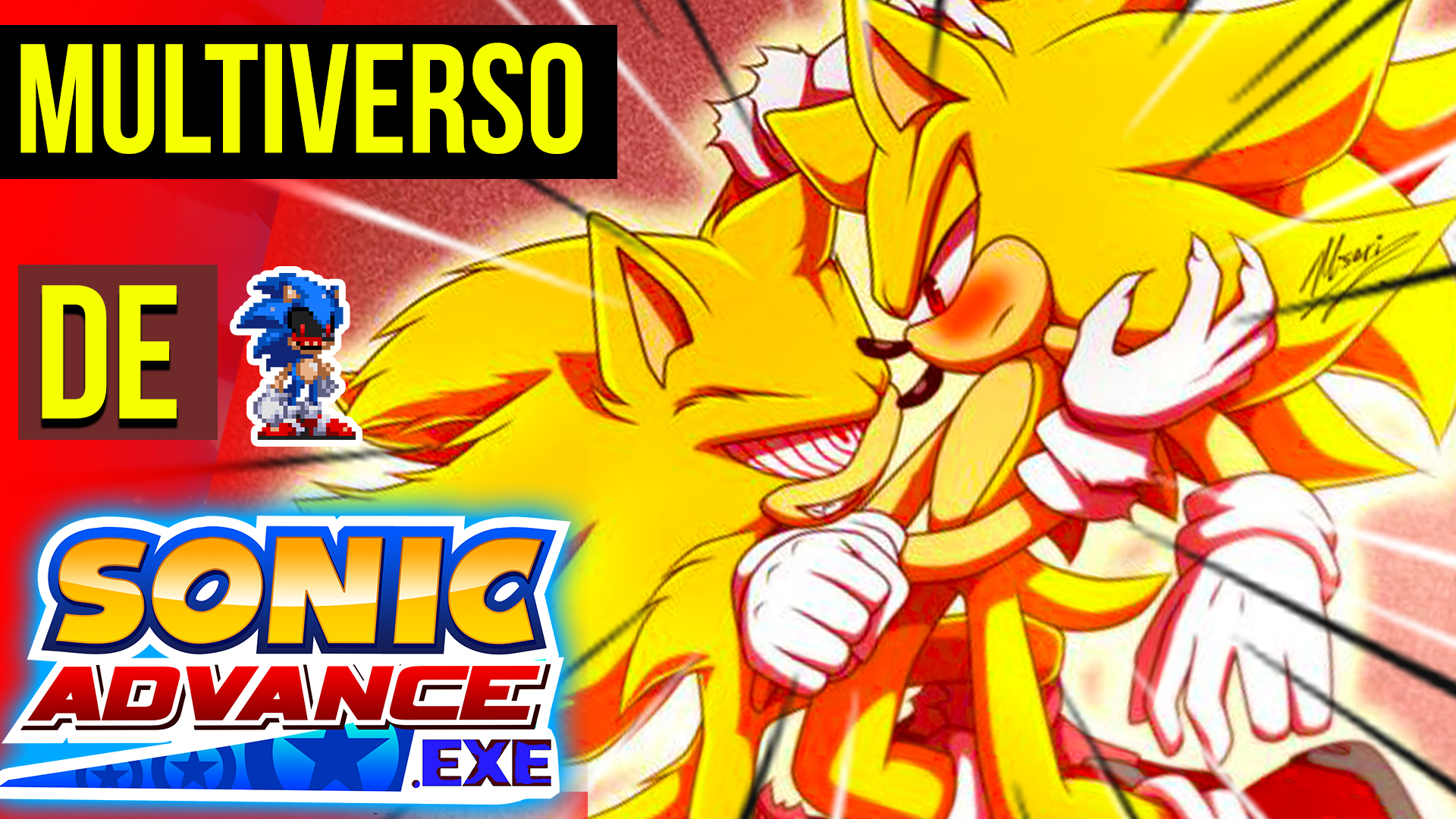 sonic exe advance
