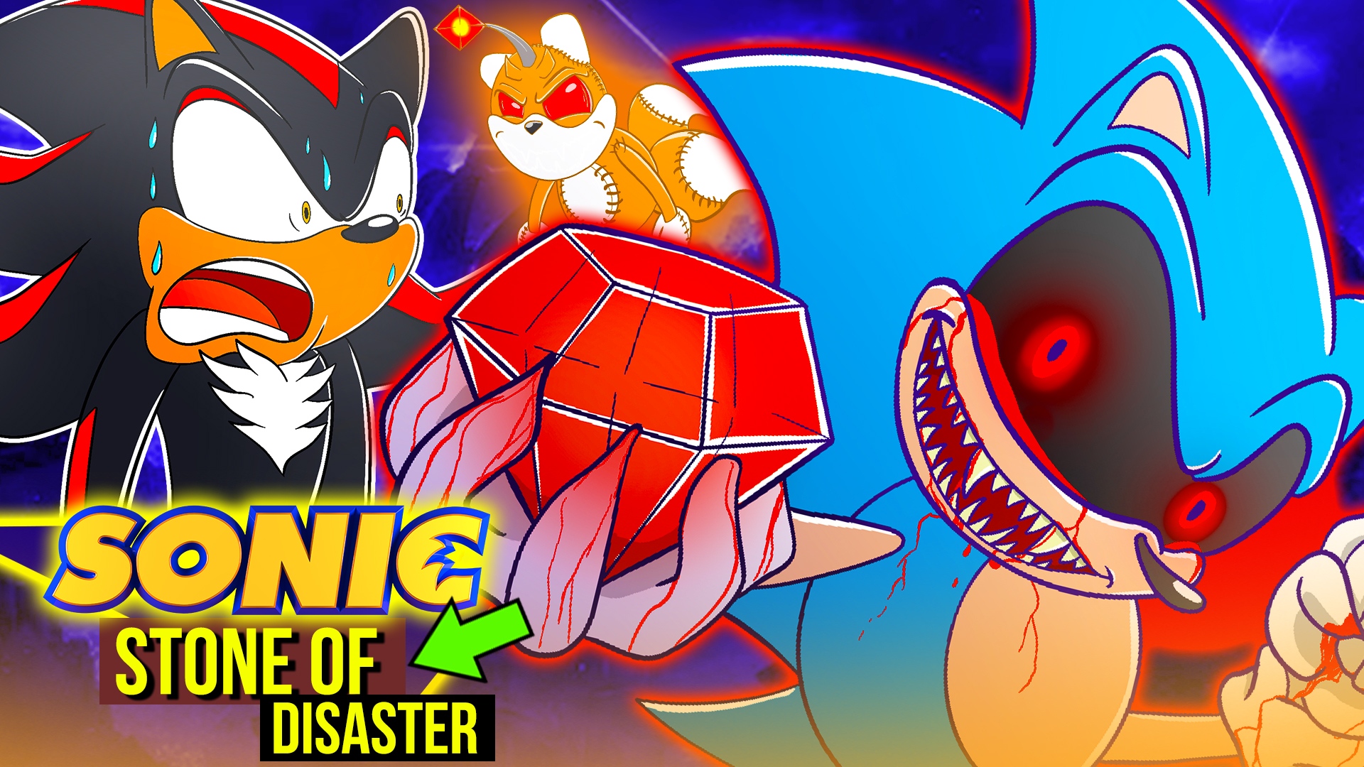 SONIC Stone of Disaster